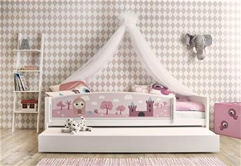 Lifetime Little Princess - Solid Wood Guest/Storage Bed