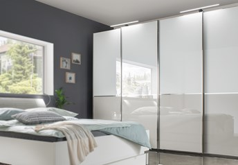 Stylform NYX - 200-400cm Sliding Door Wardrobeglass or mirrored doors