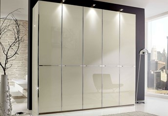 Stylform NYX - 150-300cm Wardrobewith glass or mirrored doors
