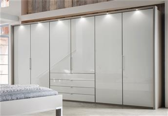Stylform ALTHEA - 150-200cm Bi-fold Door Wardrobe