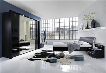 Stylform ALTHEA bi-fold door, MIRROR+choice of finishes
