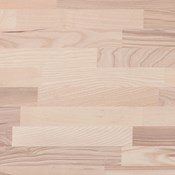 Heart Ash Natural Lacquered